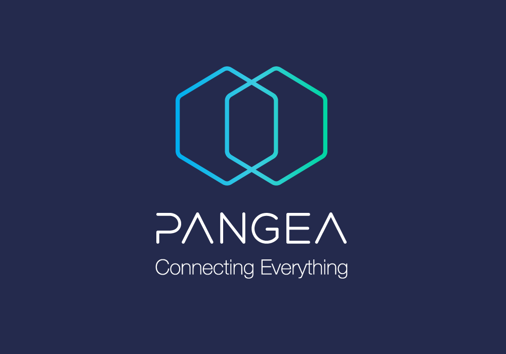 Pangea Connected Navy Logo for KPN
