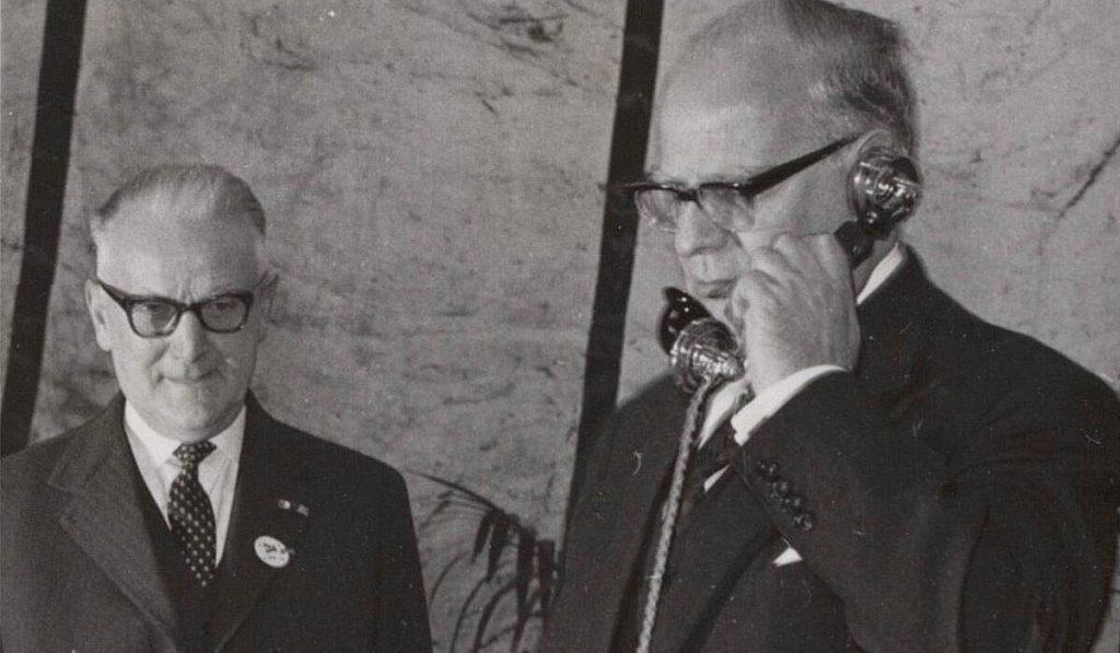 1962 Geschiedenis KPN Historisch Moment2