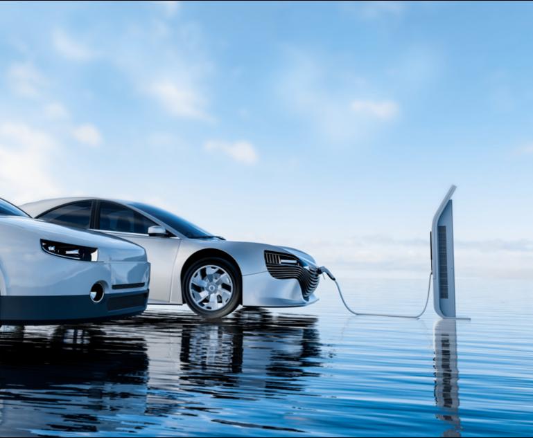 EV Charging Cars 2