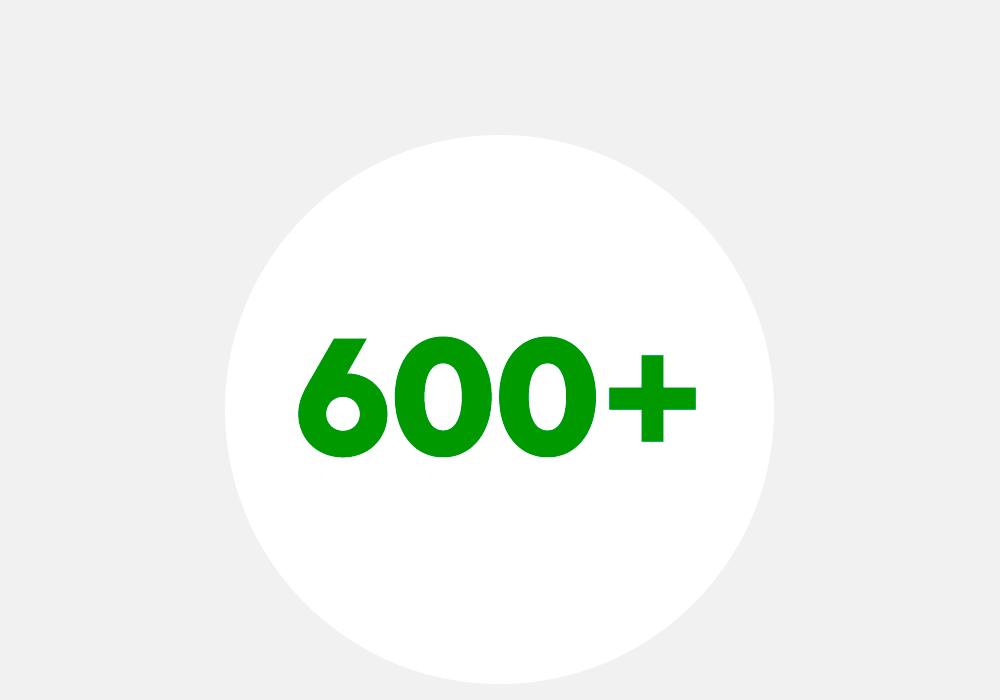 Figures 600